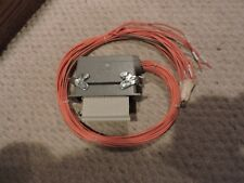 Harting Han Multi pin connector, With Wires, Perfect condition!
