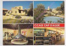 CPSM 34300 CAP D AGDE Village de vacances C.C.A.S.multivues 4 vues Edt SL n4