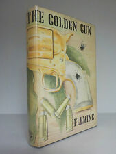 Ian Fleming - The Man With The Golden Gun (James Bond) - 1st Edition - 1965
