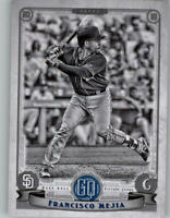 2019 Topps Gypsy Queen Black & White /50 FRANCISCO MEJIA Padres #243