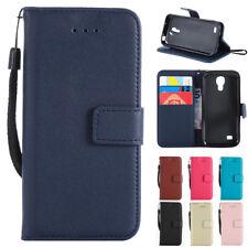 For Samsung Galaxy S20 S10e S9 S8+ S7 S3 S4 S5 Mini Wallet Case Card Flip Cover