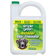 Outdoor Odor Eliminator Pet Odors Remover Carpet Stains Cleaner Non Toxic 128 Oz