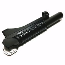 HE45 AIRSOFT 3 in 1 M203 Gas 40mm Launcher Long Type for 20mm RIS Rail QD Mount