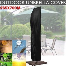 9871e9350 Outdoor Banana Umbrella Cover Garden Patio Protective Cantilever Parasol