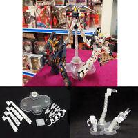 Action Base for 4 Figures / Models SD, 1/100, 1/144 Gundam Model Kit