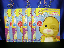 8 Zhu Zhu Pets Coloring & Activity Books Party Favors