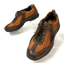 Rockport XCS APW9150 Women's Shoes Brown Leather Oxfords Walking 7.5M  (sh125)