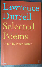 Lawrence Durrell - Selected Poems