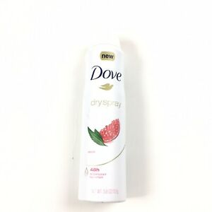 Dove Dry Spray Deodorant Antiperspirants 48h 3.8oz Revive Exp 07/2018