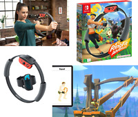 Ring Fit Adventure Nintendo Switch Exercise Fitness Game Joycon Adapter