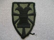 U.S Army Patches 7th Transportation Brigade