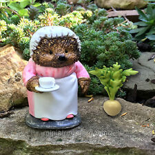 Mrs Tiggy Winkle for Miniature Garden, Fairy Garden