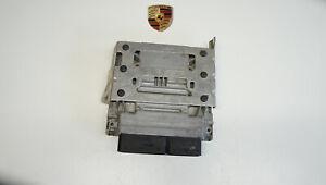 Porsche 970 Panamera Turbo Control Unit Motor Engine 97061860102 P.87