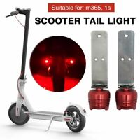 Scooter Rear Tail Light Lamp Night Warning Light 3 Modes For Xiaomi Mijia M365