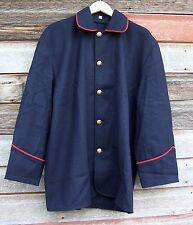 US enlisted artillery fatigue blouse 48