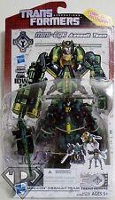 MINI-CON ASSAULT TEAM Transformers Generations IDW Deluxe Class Figure 2014