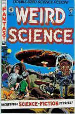 Weird Science # 2 (Story muestreador, EC fotográficamente, 68 pages) (Estados Unidos, 1990)