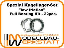 SPEZIAL Kugellager Set Team Losi Racing TLR 8ight-E -TE 3.0 2.0 full bearing kit