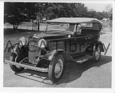 1932 Ford V8 Phaeton, Factory Photo (Ref. # 41839)