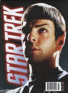 Star Trek Official Magazine #46 (173 UK) Cover B - Karl Urban Into Darkness Worf