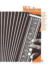 Handbook For Melodeon Learn to Play Beginner Easy Lesson Music Book TUTOR METHOD