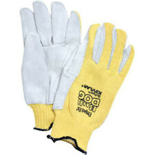 12 Pairs of Bull Dog® Kevlar® Knit Gloves Size Large Great Price!! NEW KV1845