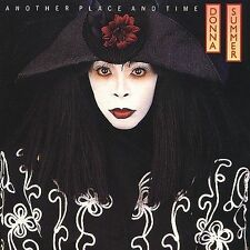 Another Place and Time by Donna Summer (CD, Apr-1989, Atlantic (Label))