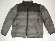 TOMMY HILFIGER QUILTED DOWN JACKET XL NEW RARE