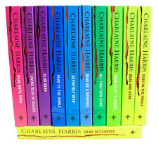 Charlaine Harris Sookie Stackhouse Series 11 Books Set Collection Dead Reckoning