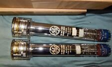 MATCHED PAIR * RARE * LARGE VIDICON TUBES TYPE Z- 7806 GL - 7409 GL7409 (GE) USA