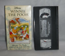 Disney Winnie the Pooh and a Day for Eeyore VHS