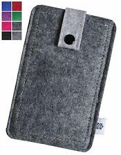 Tasche LG V Handy Etui aus Filz Schutz Hülle Cover Reißfest Case