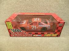 New 1997 Racing Champions 1:24 NASCAR Michael Waltrip Citgo Ford Thunderbird a
