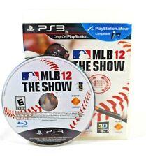 MLB 12: La Show ( sony PLAYSTATION 3 , 2012) Adrian Gonzalez Edición