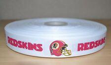 5 Yards of Washington Redskins Grosgrain Ribbon-7/8 inch
