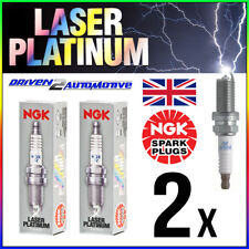 BKR7EQUP (4285) NGK 2X LASER PLATINUM SPARK PLUGS *SALE* WHOLESALE PRICE GENUINE