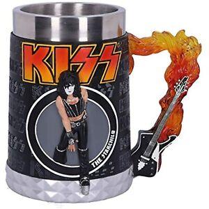 Nemesis Now: KISS Flame Range Paul Stanley (The Starchild) Beer Mug Tankard