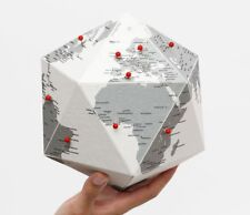 Palomar - Here - The Personal Globe by Cities (small - 23cm diameter)
