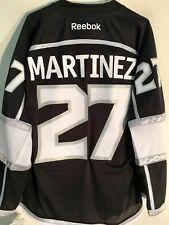 Reebok Premier NHL Jersey Los Angeles Kings Alec Martinez Black sz XL