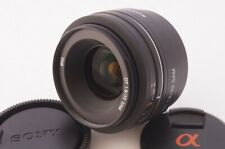 SONY SAL35F18 DT 35mm F 1.8 SAM Standard Lens For Sony A-Mount Japan Tested