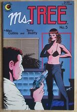 "ECLIPSE COMICS, ""MS TREE"" # 5, Photo's Show Great Condition"