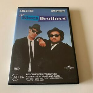 Blues Brothers, The, DVD