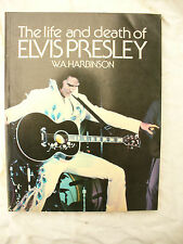 ELVIS BOOK LIFE AND DEATH OF w.a. harbinson