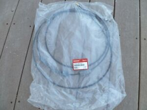 92-95 Civic HB tail gate cable wire opening new oem rare
