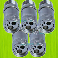 Dental Lab Handpiece Tubing Adaptor 4 Hole Handpiece to 2Hole System B2  to M4