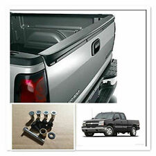 Tailgate Moulding Spoiler Top Protector Fits 99-06 Chevy Silverado GMC Sierra