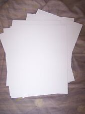 """10 Pieces 9"""" x 12"""" 144 lb Watercolor Paper, can be postcards"""