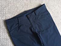LULULEMON Dark Blue ABC Pants - Size 40