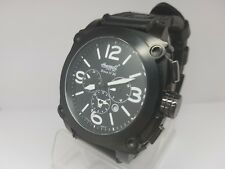 INGERSOLL BISON Nº 24 BIG SIZE AUTOMATIC CHRONO MEN WATCH Ref. IN4103