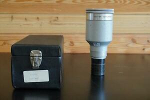 Leitz Hektor 2.8 / 250mm projector lens in case